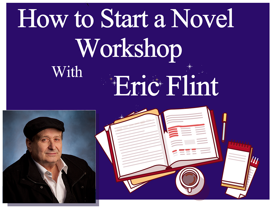 Master Workshop: How to Start a Novel with Eric Flint